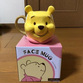 クマノプーサン(くまのプーさん)のくまのプーさん FACE MAG(弁当用品)