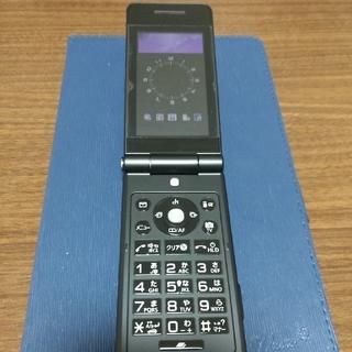 エヌティティドコモ(NTTdocomo)のDOCOMOケータイ P-07B(携帯電話本体)