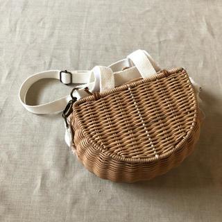 キャラメルベビー&チャイルド(Caramel baby&child )のバスケットバッグ(リュックサック)