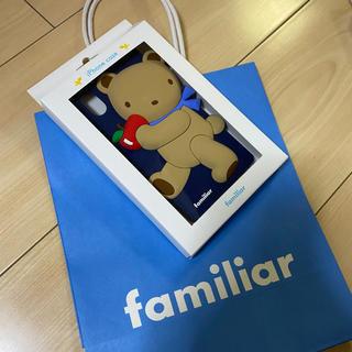 ファミリア(familiar)のMin様☆ファミリアiPhoneケース☆familiar(iPhoneケース)