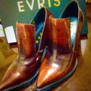 エヴリス(EVRIS)の【EVRIS 2016】スリットブーティ(ブーティ)