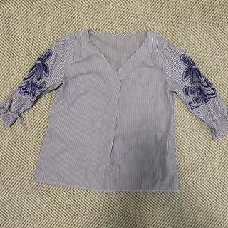 ジャスグリッティー(JUSGLITTY)のジャスグリッティー 刺繍ブラウス(シャツ/ブラウス(長袖/七分))