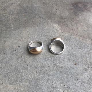 トゥデイフル(TODAYFUL)のcureo ring(リング(指輪))
