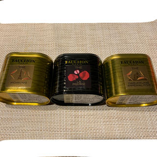 タカシマヤ(髙島屋)のフォション 紅茶セット(茶)