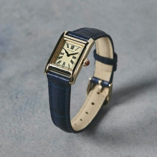 ユナイテッドアローズ(UNITED ARROWS)のユナイテッドアローズ腕時計スクエアベルト(腕時計)