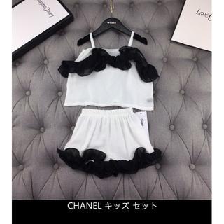 シャネル(CHANEL)のCHANEL キッズ セット(Tシャツ/カットソー)