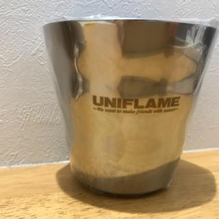 ユニフレーム(UNIFLAME)のカズ様専用 ユニフレーム  ウェーブダブルマグ(食器)