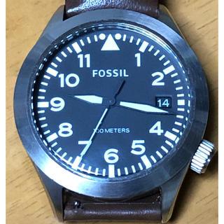 フォッシル(FOSSIL)のFOSSILフォッシル AM4512 AEROFLITE エアロフライト☆腕時計(腕時計(アナログ))