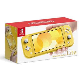 ニンテンドースイッチ(Nintendo Switch)の Nintendo Switch Lite イエロー(携帯用ゲーム機本体)