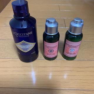 ロクシタン(L'OCCITANE)の【しろたん様 専用】ロクシタン 化粧水(化粧水/ローション)