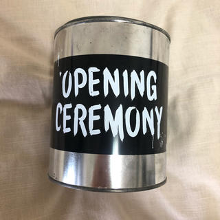 オープニングセレモニー(OPENING CEREMONY)のOPENING CEREMONY 小物入れ 缶 BOX オープニングセレモニー(その他)