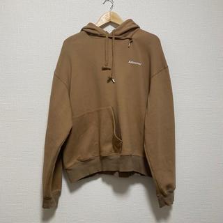 メゾンキツネ(MAISON KITSUNE')の[交渉可]ADERERROR hoodie(パーカー)