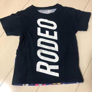 ロデオクラウンズ(RODEO CROWNS)のRODEO CROWNS Tシャツ 120(Tシャツ/カットソー)