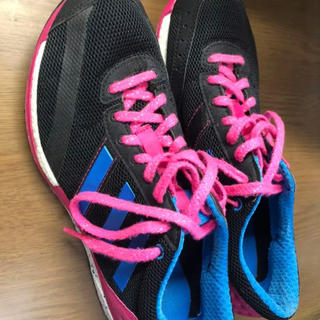 アディダス(adidas)の匠戦ブースト(陸上競技)