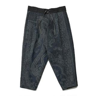 エドウィナホール(Edwina Hoerl)のYANTOR Paisley Jacquard Wool Himo Pants (その他)