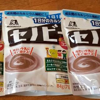 モリナガセイカ(森永製菓)の森永 セノビー 2袋 栄養食品(その他)