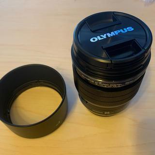 オリンパス(OLYMPUS)のOLYMPUS 25mm f1.2 pro オリンパス(レンズ(単焦点))