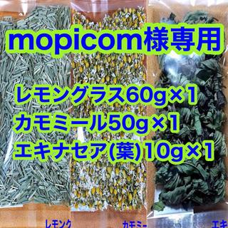 【mopicom様専用】上座ファーム 乾燥ハーブセット(カモミール等3種)(茶)