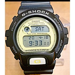ジーショック(G-SHOCK)のイルクジ97コードネーム!ベルベゼセット!最終価格!(腕時計(デジタル))