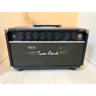 美品 Two Rock Crystal 6L6 100W Head Amp(ギターアンプ)