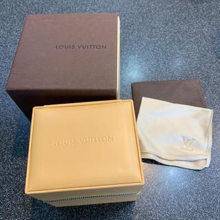 ルイヴィトン(LOUIS VUITTON)のルイヴィトン 時計のケース(その他)
