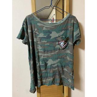 デニムアンドサプライラルフローレン(Denim & Supply Ralph Lauren)のデニムandサプライ ラルフローレン カモフラ柄(Tシャツ(半袖/袖なし))