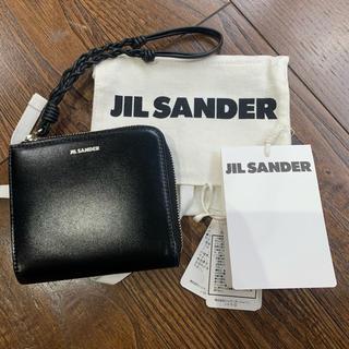ジルサンダー(Jil Sander)の削除ジルサンダー タングル 財布 クレジットカードパース (財布)