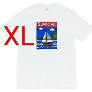 シュプリーム(Supreme)のsupreme Sailboat Tee シュプリーム  Tシャツ(Tシャツ/カットソー(半袖/袖なし))