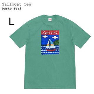 シュプリーム(Supreme)のsupreme  Sailboat Tee  Spring Tee  (Tシャツ/カットソー(半袖/袖なし))