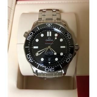 オメガ(OMEGA)のDIVER 300M オメガ コーアクシャル マスタークロノメーター 42MM(腕時計(アナログ))