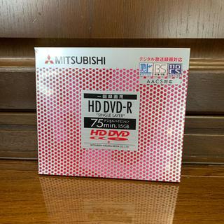ミツビシ(三菱)のMITSUBISHI HD DVD-R 2枚セット(その他)