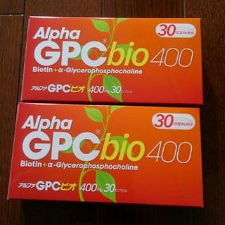 専用 アルファGPC ビオ400 60錠(その他)