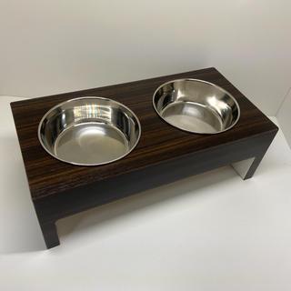 【犬・猫用】エサ入れ・エサ受け・フードテーブル・フードボウル 171(おもちゃ/ペット小物)