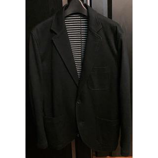 ラコステ(LACOSTE)の美品ラコステ LACOSTEテーラードジャケット3ネイビー紺色1212わにモデル(テーラードジャケット)