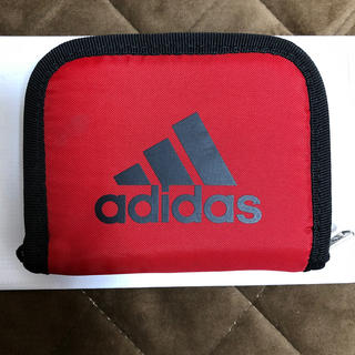 アディダス(adidas)のadidas 折り財布 キッズ向き(財布)