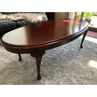 マルニ(Marni)のmaruni ブリティッシュコレクション センターテーブル(ローテーブル)
