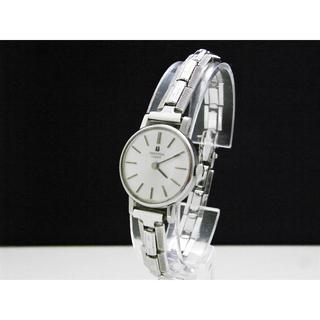 ユニバーサルジュネーブ(UNIVERSAL GENEVE)のUNIVERSAL GENEVE 手巻き腕時計 ラウンドフェイス ヴィンテージ(腕時計)