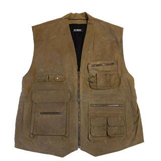 ラフシモンズ(RAF SIMONS)のRAFSIMONS 2002A/W military vest(ベスト)