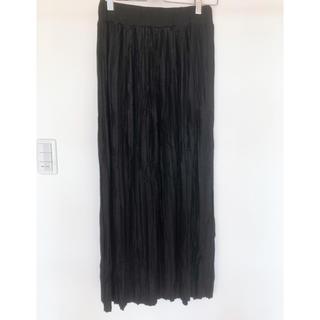 グレイル(GRL)の新品!GRL プリーツスカート(ロングスカート)