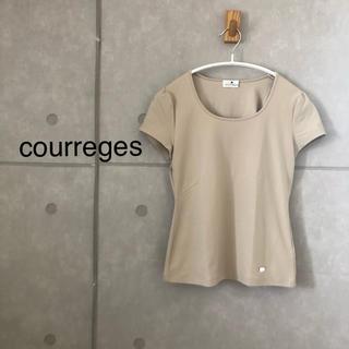 クレージュ(Courreges)のcourreges 半袖 カットソー(カットソー(半袖/袖なし))