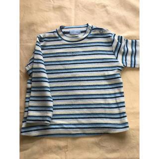 pom ponette - ポンポネット ロングTシャツ サイズ80