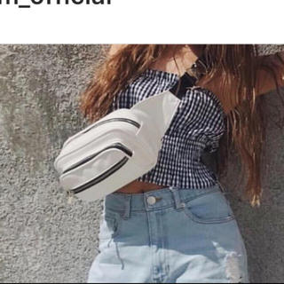 アンビー(ENVYM)のwaist bag(ボディーバッグ)