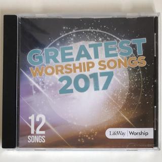 Greatest Worship Songs 2017 - Lifeway(宗教音楽)