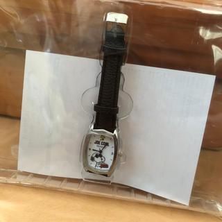 スヌーピー(SNOOPY)の【値下げ!】steady. 付録 腕時計(ファッション)
