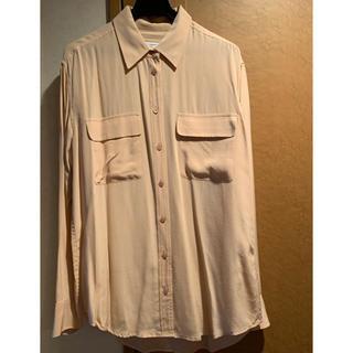 エキプモン(Equipment)のEQIPMENT■エキプモン■シルクシャツ(シャツ/ブラウス(長袖/七分))