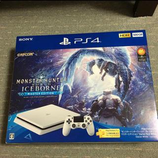 プレイステーション4(PlayStation4)のPS4 モンスターハンターワールド アイスボーン マスターエディション(家庭用ゲーム機本体)