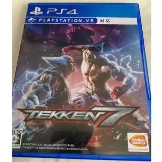 プレイステーション4(PlayStation4)の鉄拳7 PS4(家庭用ゲームソフト)