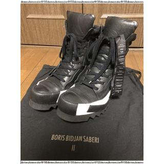 リックオウエンス(Rick Owens)のBORIS BIDJAN SABERI BAMBA 41 新品未使用(ブーツ)