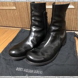 キャロルクリスチャンポエル(Carol Christian Poell)の16AW BORIS BIDJAN SABERI ブーツ 41 25万 極美品(ブーツ)