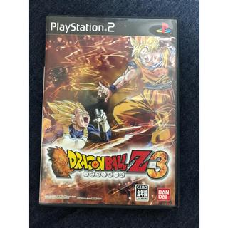 プレイステーション2(PlayStation2)のドラゴンボールZ3 PS2(家庭用ゲームソフト)